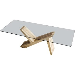 Great Price Tokio 30 Solid Wood Dining Table By YumanMod