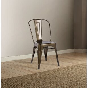 Merrell Steel Side Chair (Set of 2) by Wi..