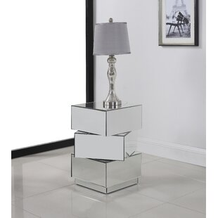 Everly Quinn Chih End Table