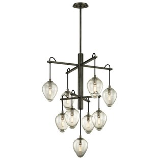 Williston Forge Hathorn 9-Light Sputnik Chandelier