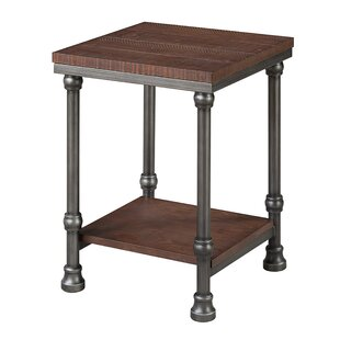 Price comparison Wallaceton End Table By Charlton Home