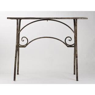Cathedral End Table by Fleur De Lis Living