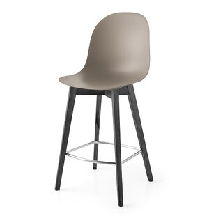 Hampson 25.6 Bar Stool Ivy Bronx