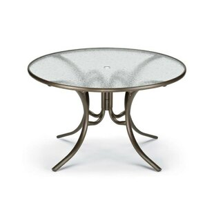Telescope Casual Obscure Acrylic Round Dining Table