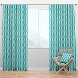 Insulated Semi Sheer Curtains Drapes You Ll Love In 2021 Wayfair