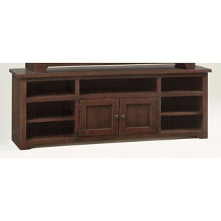 Inexpensive Johnathan TV Stand for TVs up to 78 by Millwood Pines Reviews (2019) & Buyer's Guide