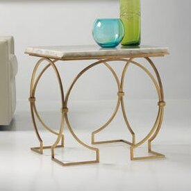 Melange Franz End Table by..