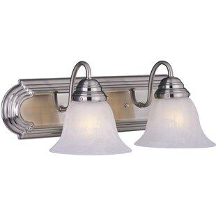 Price Check Pauline 2-Light Vanity Light By Charlton Home