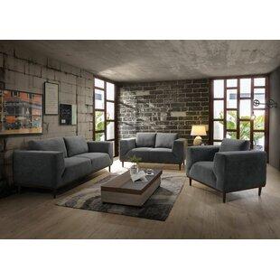Crandall Configurable Living Room Set
