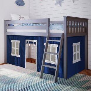Ethridge Twin Low Loft Bed