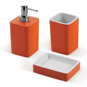 Arianna 3-Piece Bathroom Accessory Set