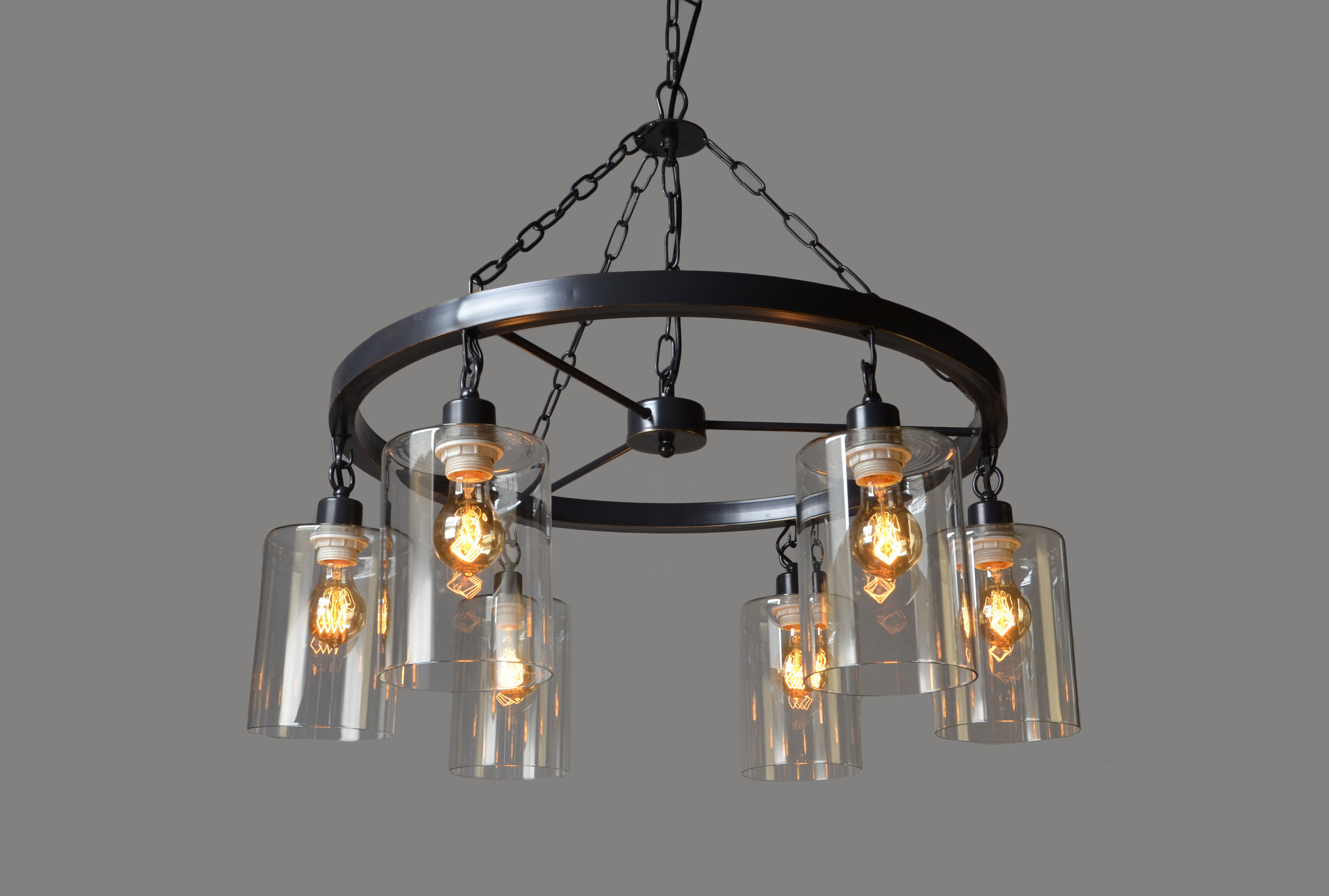 Wagon Wheel Williston Forge Chandeliers You Ll Love In 2021 Wayfair