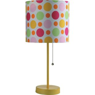Reviews Pull 18.5 Table Lamp By Major-Q
