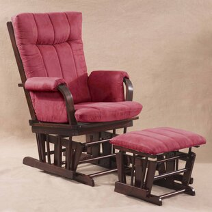 Home Deluxe Glider And Ottoman