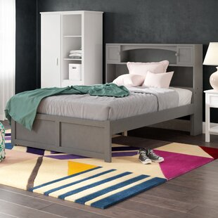 Pitcock Kit Full Platform Bed with Drawers by Mack & Milo