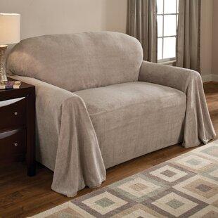 Charming Dual Recliner Sofa Slipcover | Wayfair