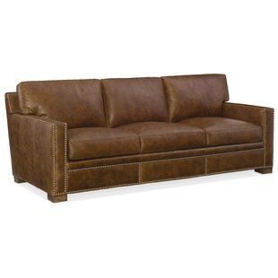 Jax Leather Sofa