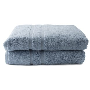 2 Piece Bath Sheet (Set Of 2) By Silentnight