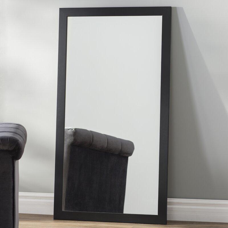 Alpharetta Rectangle Oversized Wall Mirror