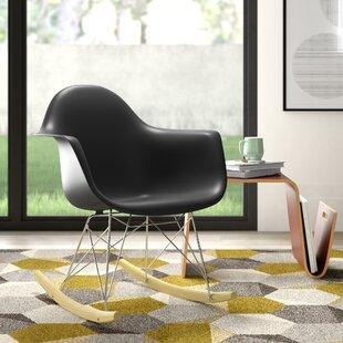 Wexford Rocking Chair By Ebern Designs