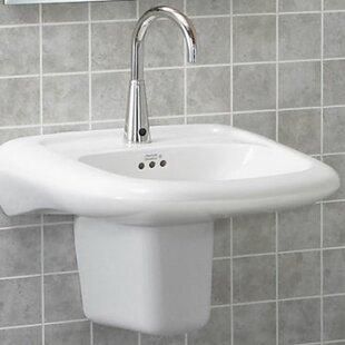 Selectronic Bathroom Faucet Less Handle