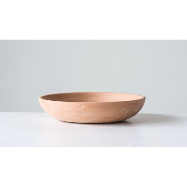 Salad Serving Bowl Stoneware Bowl Bowl Vegetable Bowl Pasta Bowl Handmade Pottery Bowl Rusty Red With Dark Brown Accent Serving Bowl