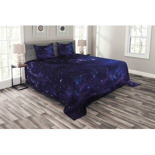 Galaxy Coverlet Set