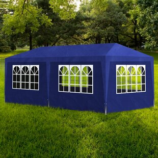 10 Ft. W x 20 Ft. D Steel Gazebo by Freeport Park