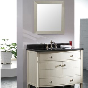 Georgia 42 Single Bathroom Vanity Set by Ove Decors