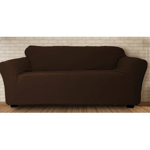 Symple Stuff T-Cushion Sofa Slipcover