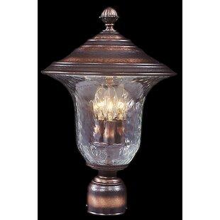 Carcassonne Outdoor 3-Light Lantern Head By Framburg Outdoor Lighting
