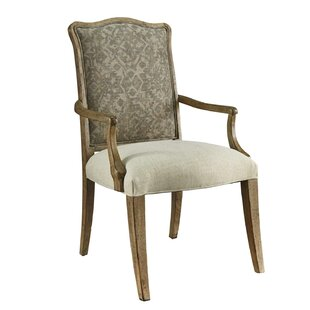 Campton Grove Bromley Upholstered Dining Chair (Set of 2) by Fine Furniture Design
