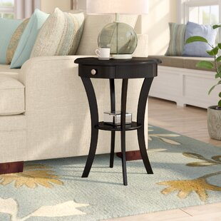 Bergfield End Table by Charlto..