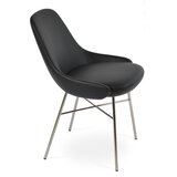 Gazel Cross Dinning Chair by sohoConcept