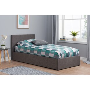 Review Berlin Upholstered Ottoman Bed