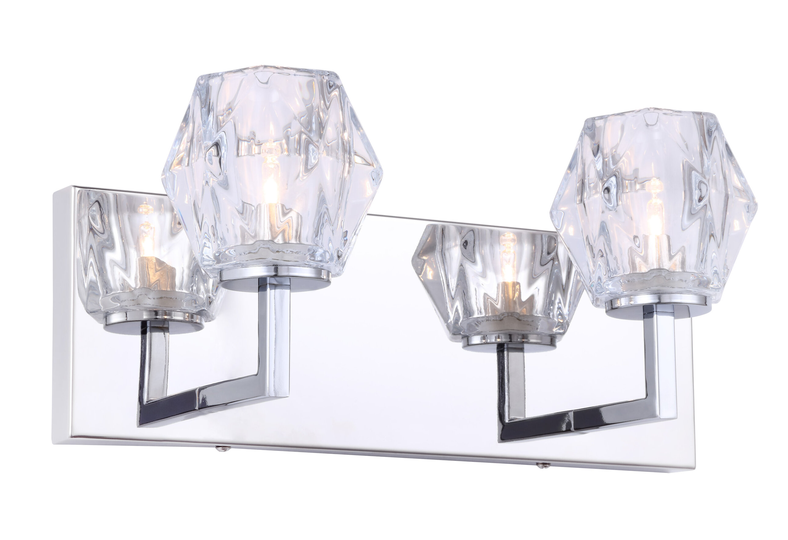 House Of Hampton Rosendahl 2 Light Vanity Light Wayfair
