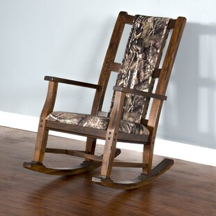 Loon Peak Fresno Rocking Chair