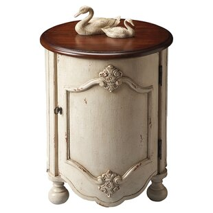 Hitching End Table by Astoria Grand