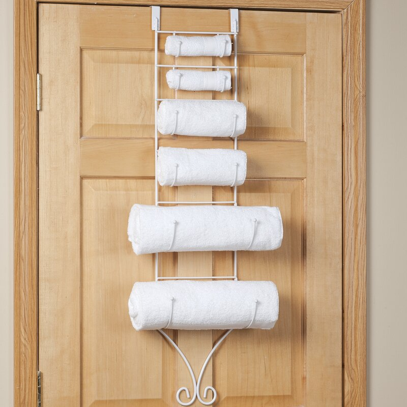 Beau Over The Door Towel Rack