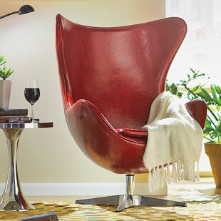 Trosclair Wingback Chair By Wade Logan