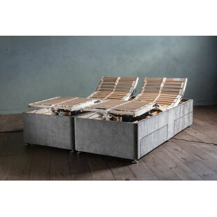 Muskell Small Double Divan Base By 17 Stories