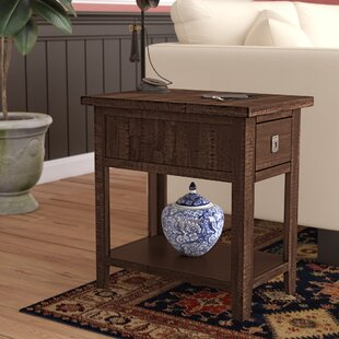 Cadwallader Chairside Table by Darby Home Co