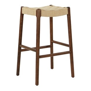 Hinerman Hinerman Bar Stool by Mistana