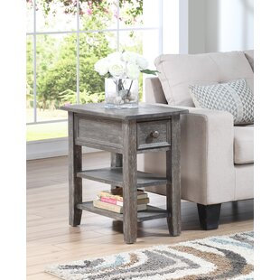 Gabbert End Table with Storage