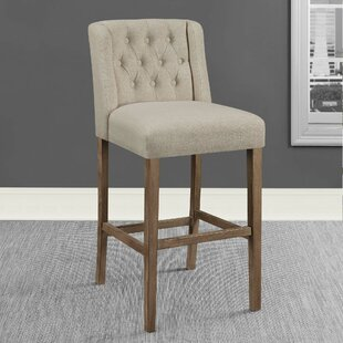 Top Reviews Stockman 30 Bar Stool (Set of 2) by Gracie Oaks Reviews (2019) & Buyer's Guide