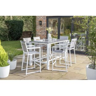 Cy 6 Seater Dining Set By Sol 72 Outdoor