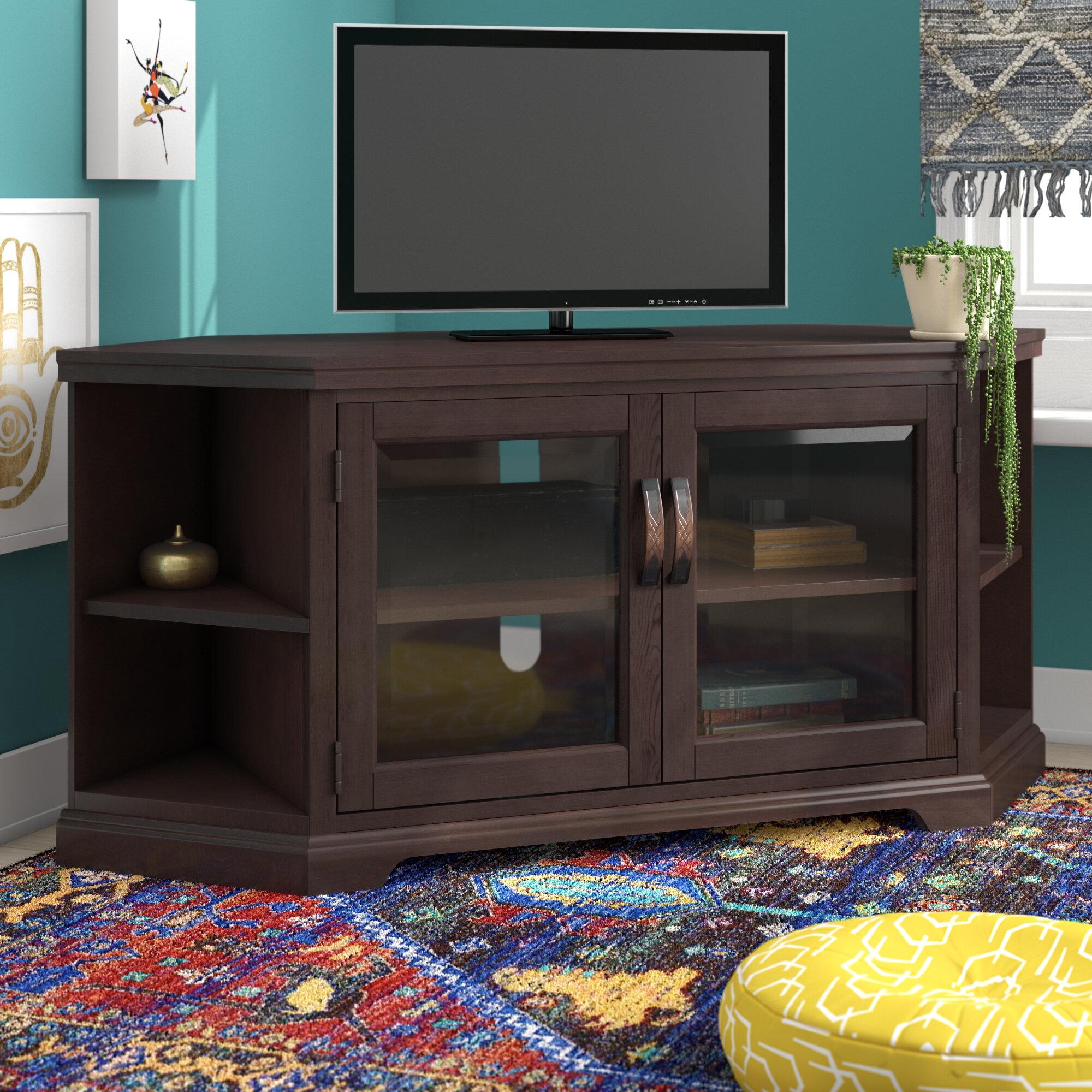 Corner TV Stands | Wayfair