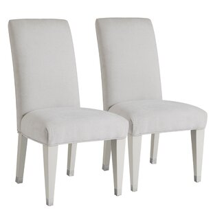 Redick Upholstered Dining Chair (Set of 2) by Rosdorf Park