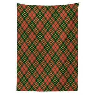 Orrin Irish Tartan Tablecloth By The Seasonal Aisle