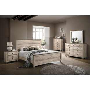 Pliner Queen Panel Configurable Bedroom Set by Greyleigh